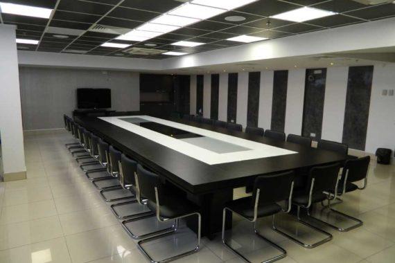 Конференц-стол ДОМИНО на 30 человек